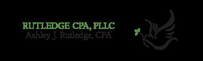 Rutledge CPA, PLLC. Logo